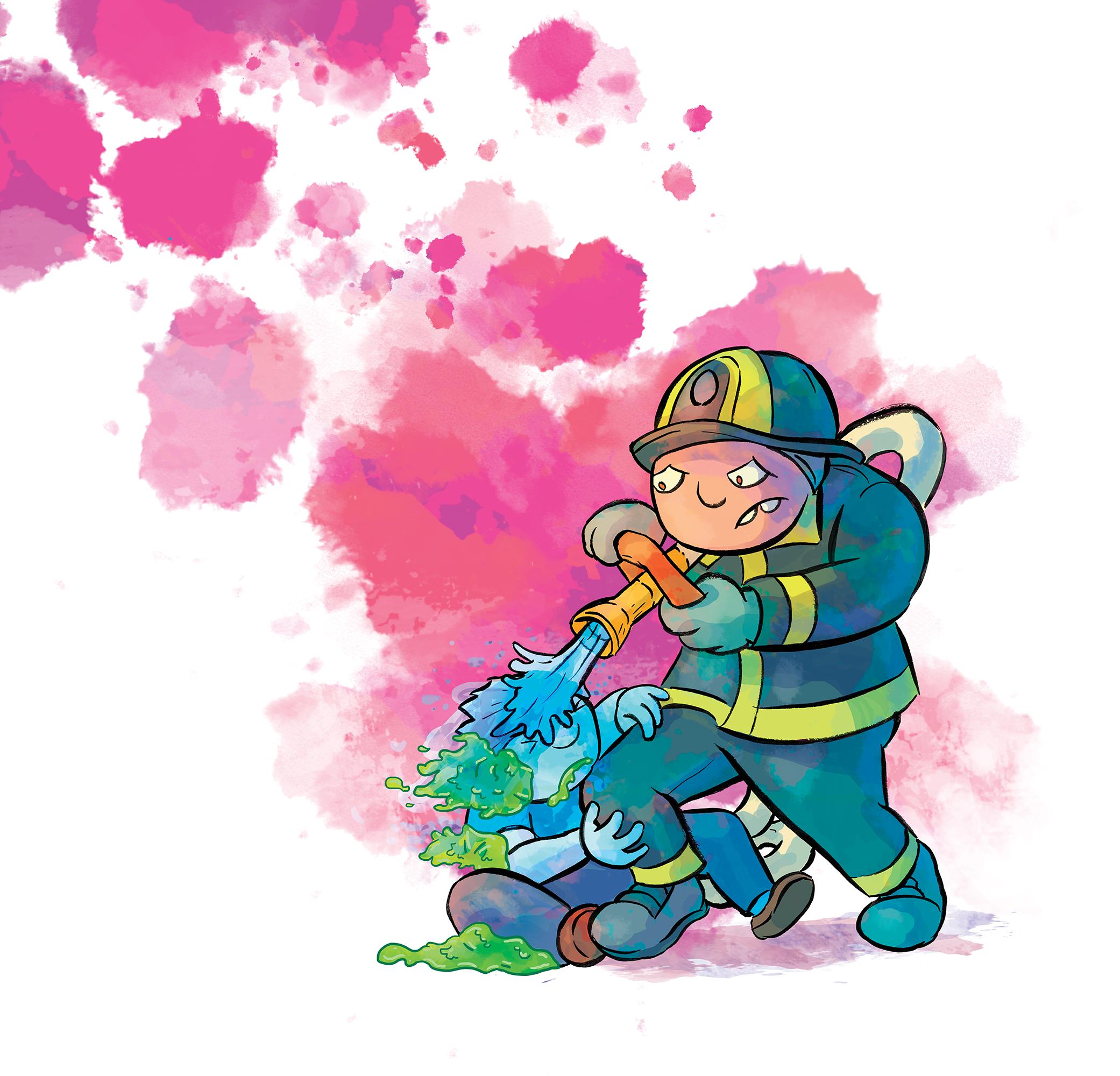 Firefighter CMYK