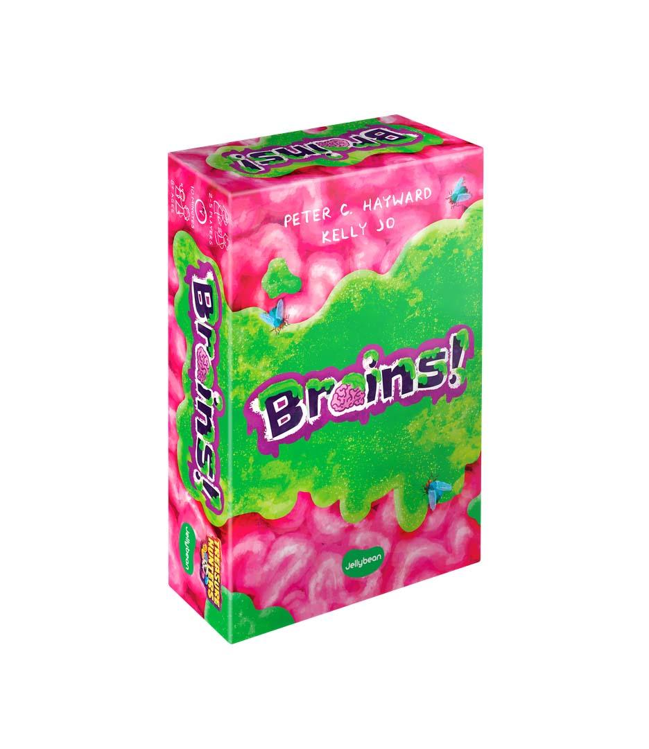 Brains! game box