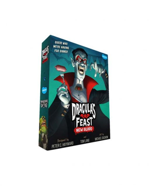 Dracula's Feast: New Blood game box