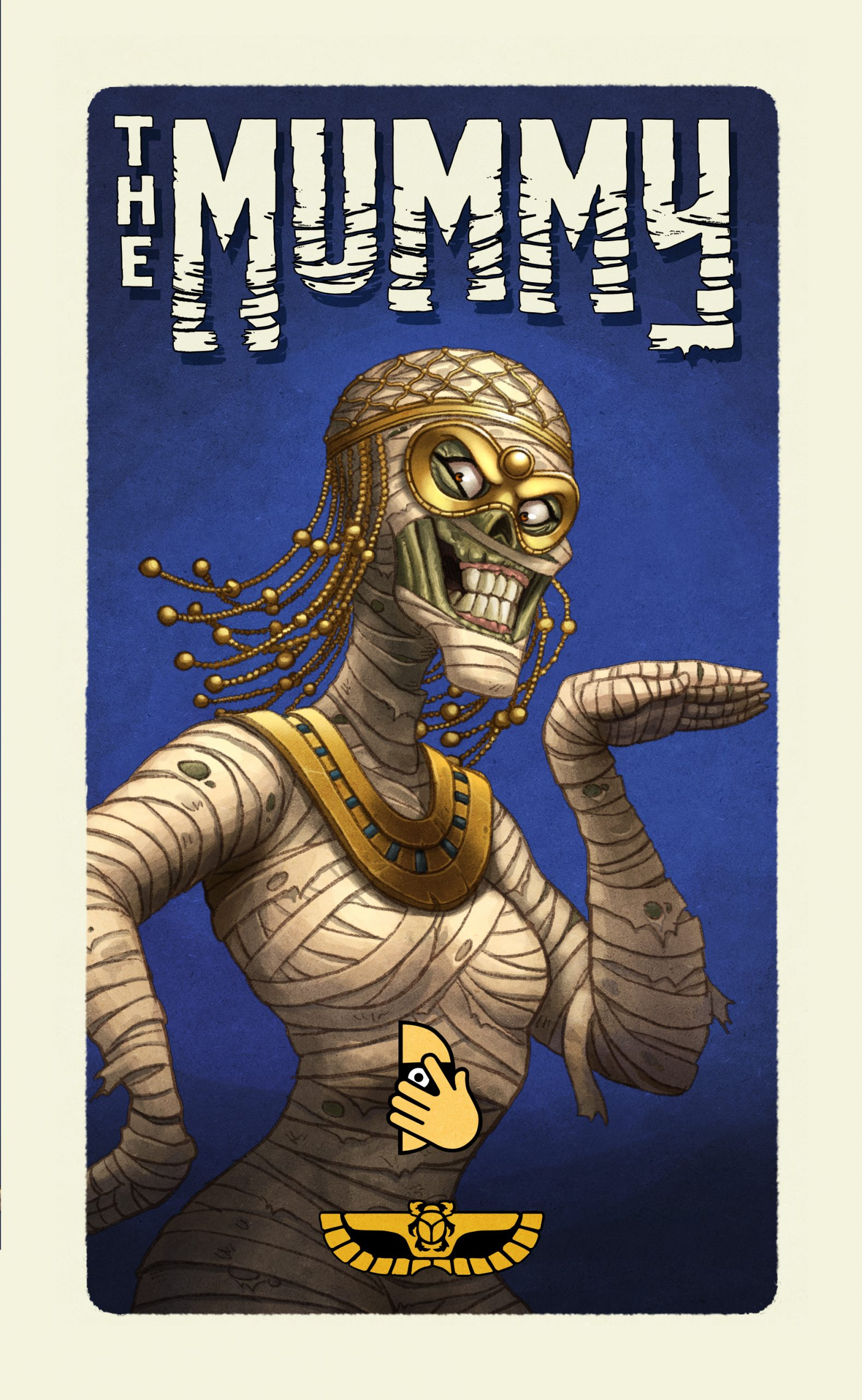 NotM - Mummy F - accusation card