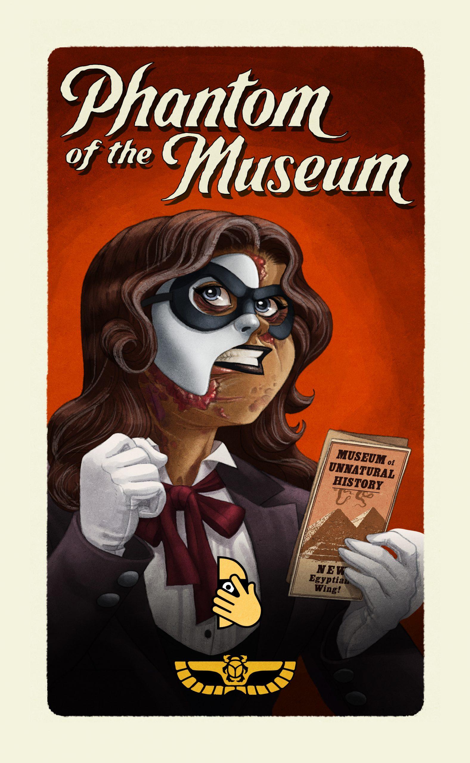NotM - PhantomOfTheMuseum - accusation card