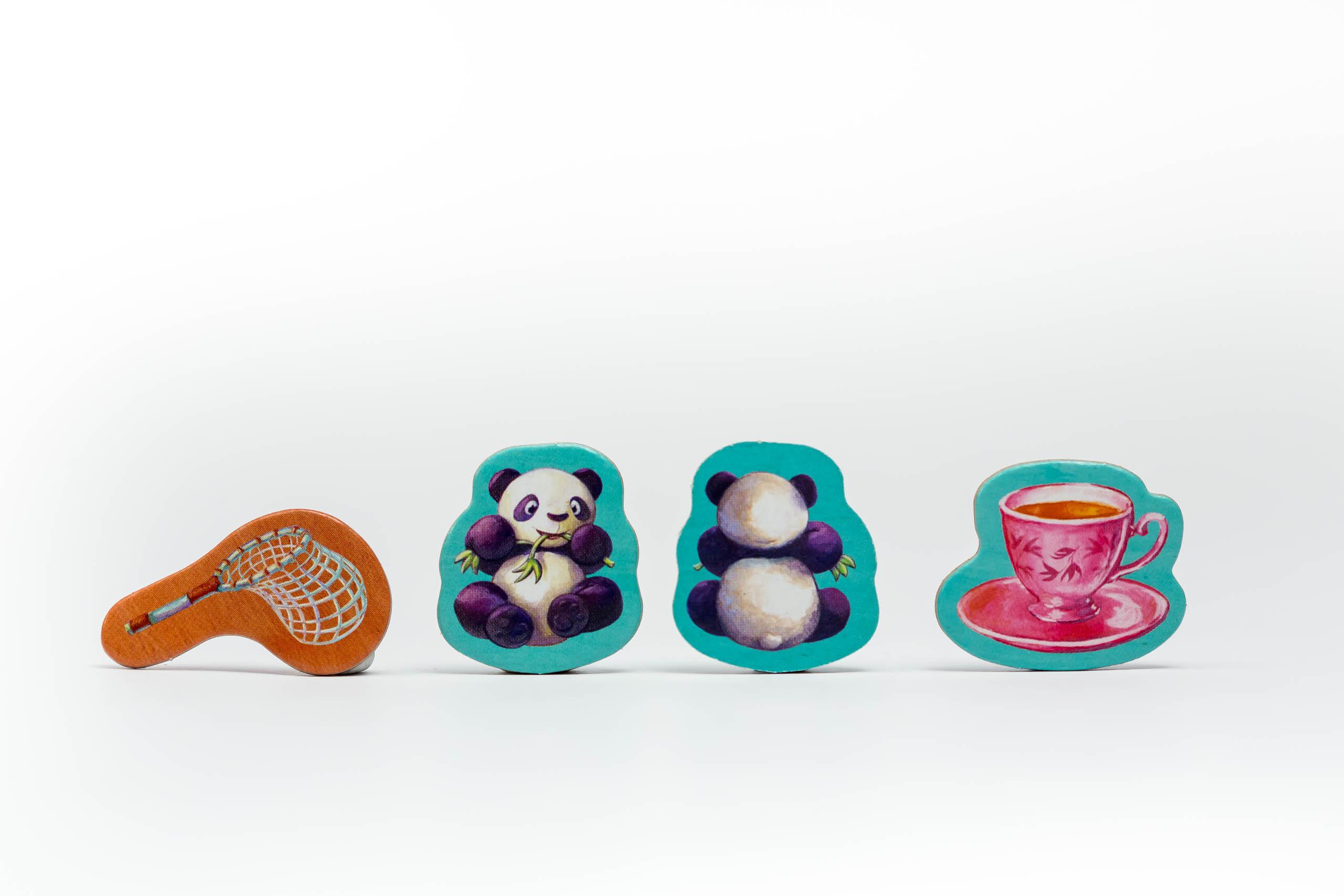 Panda tokens